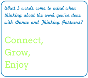 Thinking Partners coaching